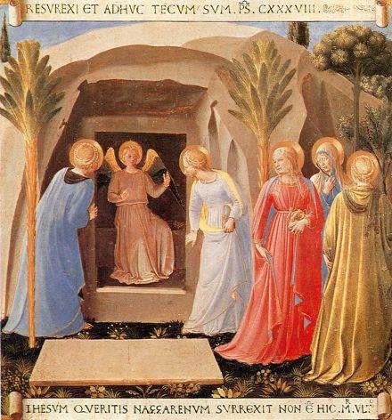 Beato Angelico, Resurrezione, 1450