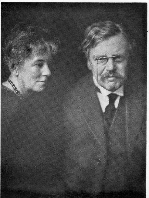 Il Matrimonio Secondo Chesterton Uno Con Una Per Sempre